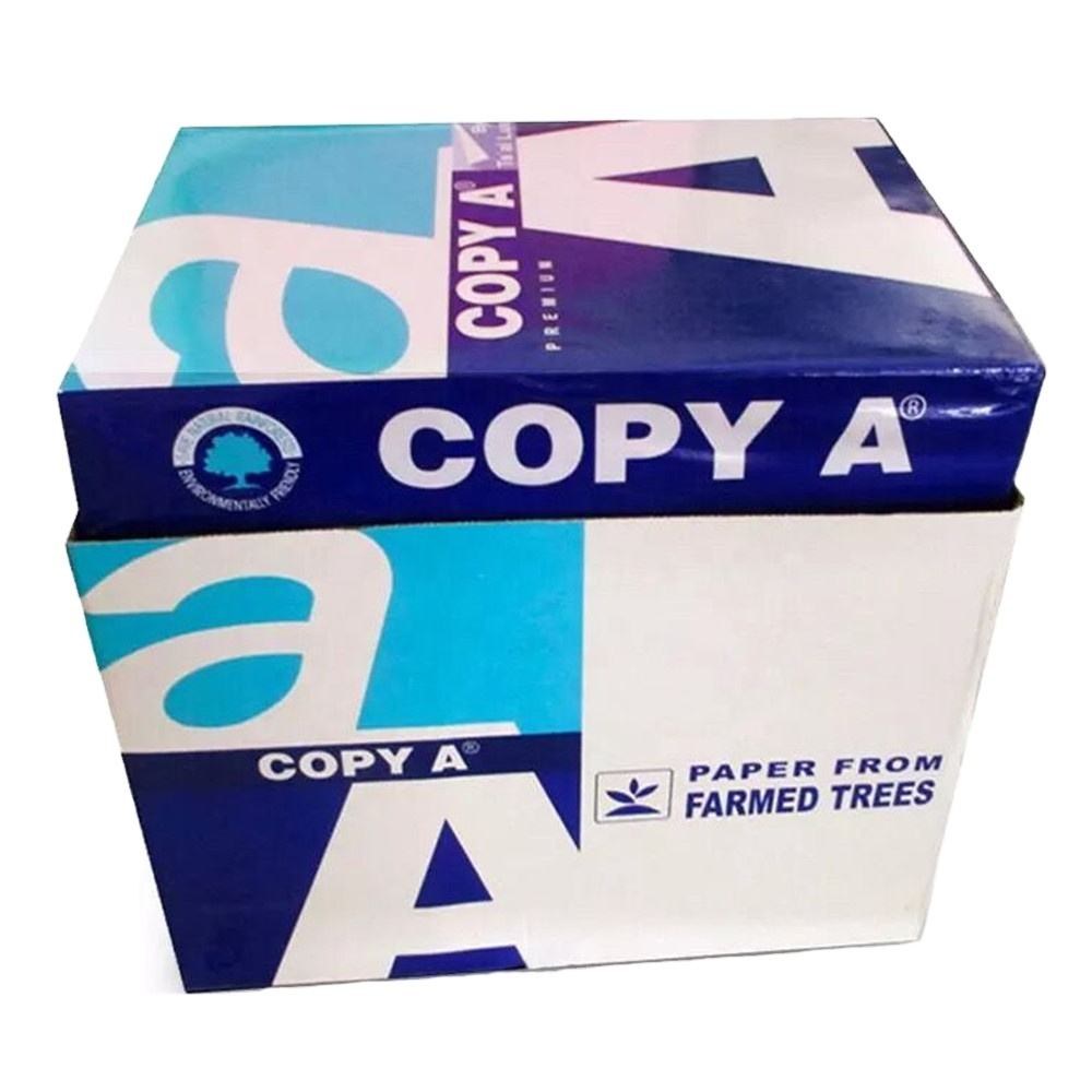 High Quality 70gsm/80gsm A4 Copy Paper, A4 Color Printing Paper,