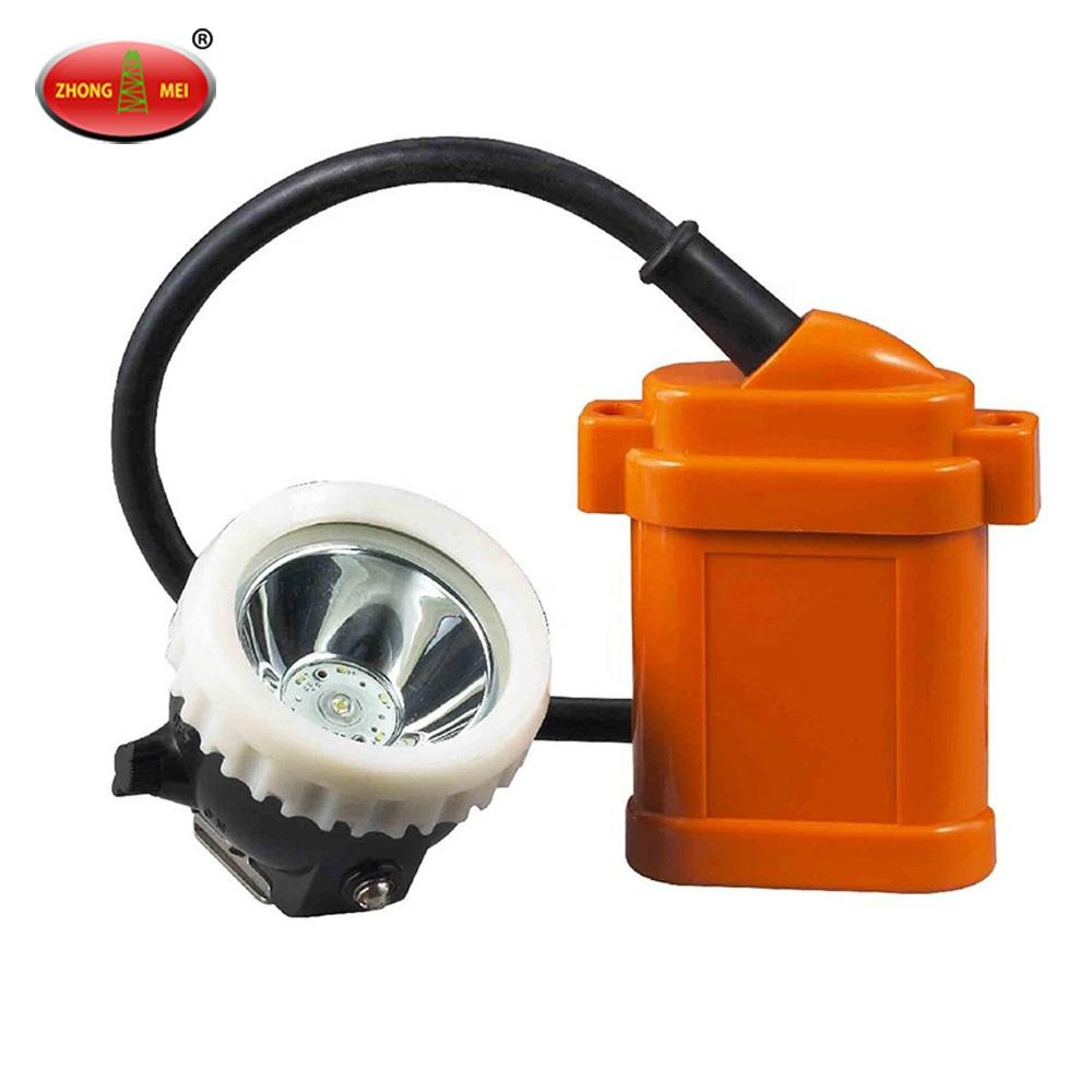 Magnetic LED Mining Head Lamp, Mining Safety Helmet Lamp