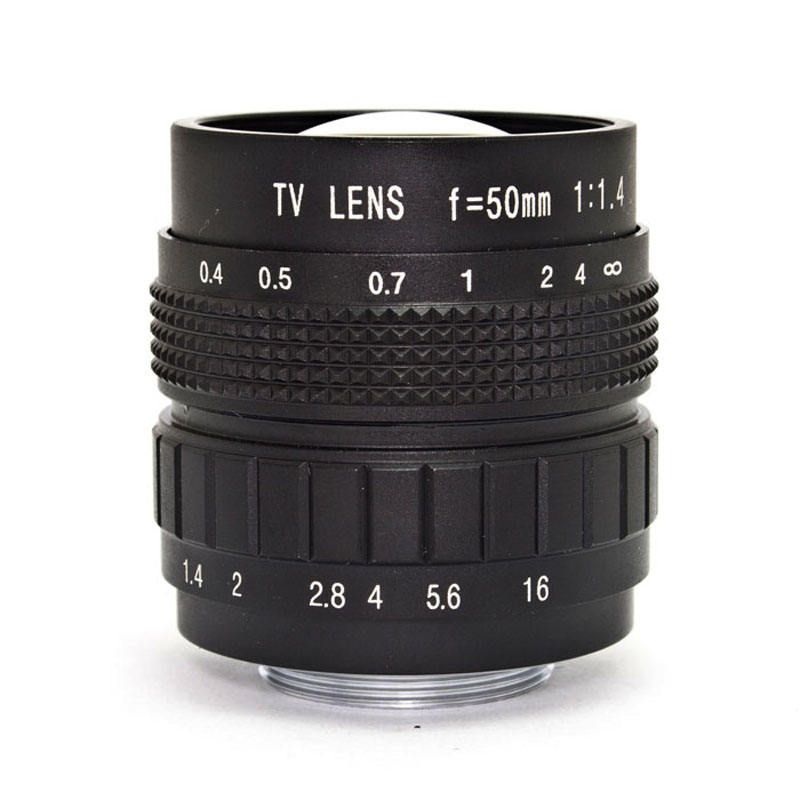 APSC Camera Lens 50mm F1.4 FX M43 EOSM for SONY NIKON Olympus Fujitsu camera