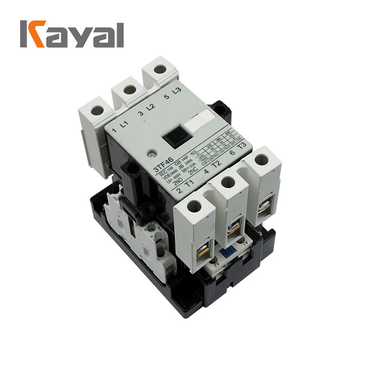 Free Samples! 3TF 3TB 40 56 1 Phase 3 Phase 220v 380V Magnetic AC Contactor AC Contractors Price with CE ISO