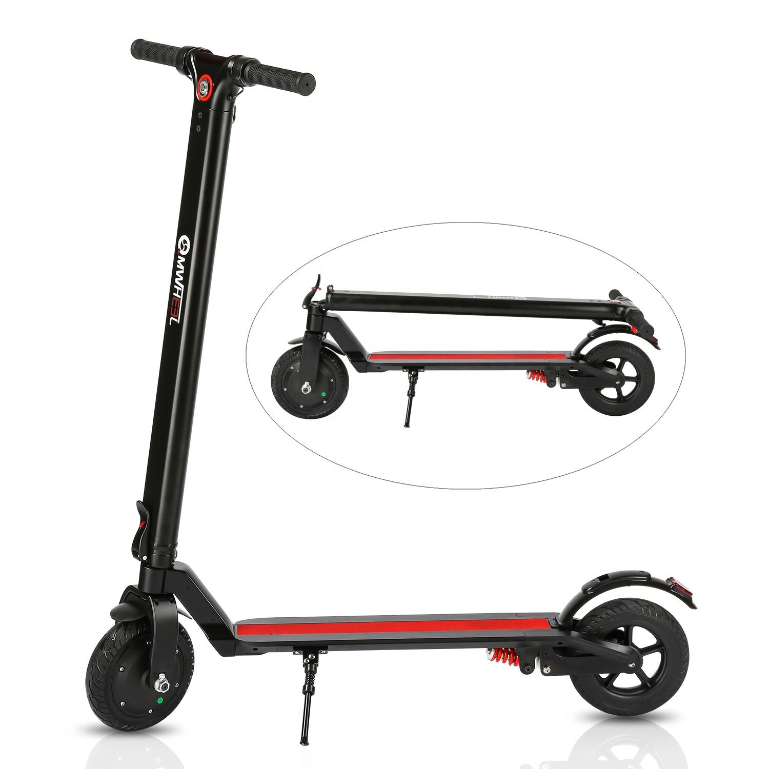 European warehouse free shipping 36V 7.5AH Mini Foldable Smart E-Scooter E Skateboard Adult Electric Scooter
