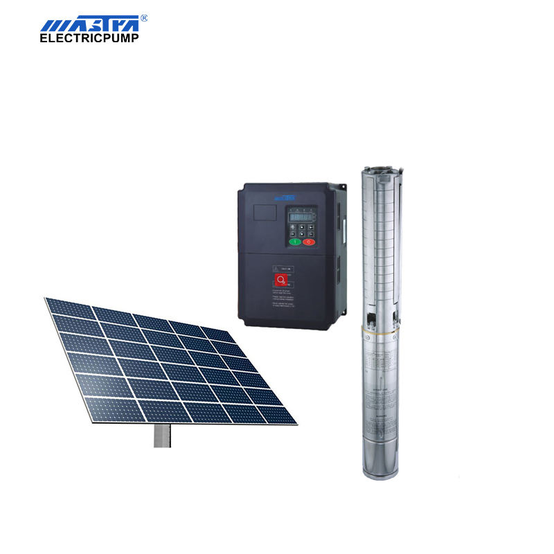 China manufacturers AC well solar pump submersible motor Deep Well Water Pump Fountain pump DC pumps for agricultural