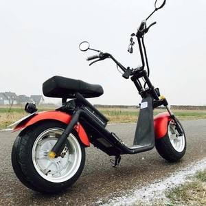 COC/EEC legal retro electric chopper motorcycle City Coco Scooter