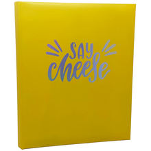 Fancy custom coated paper cover self-adhesive photo album