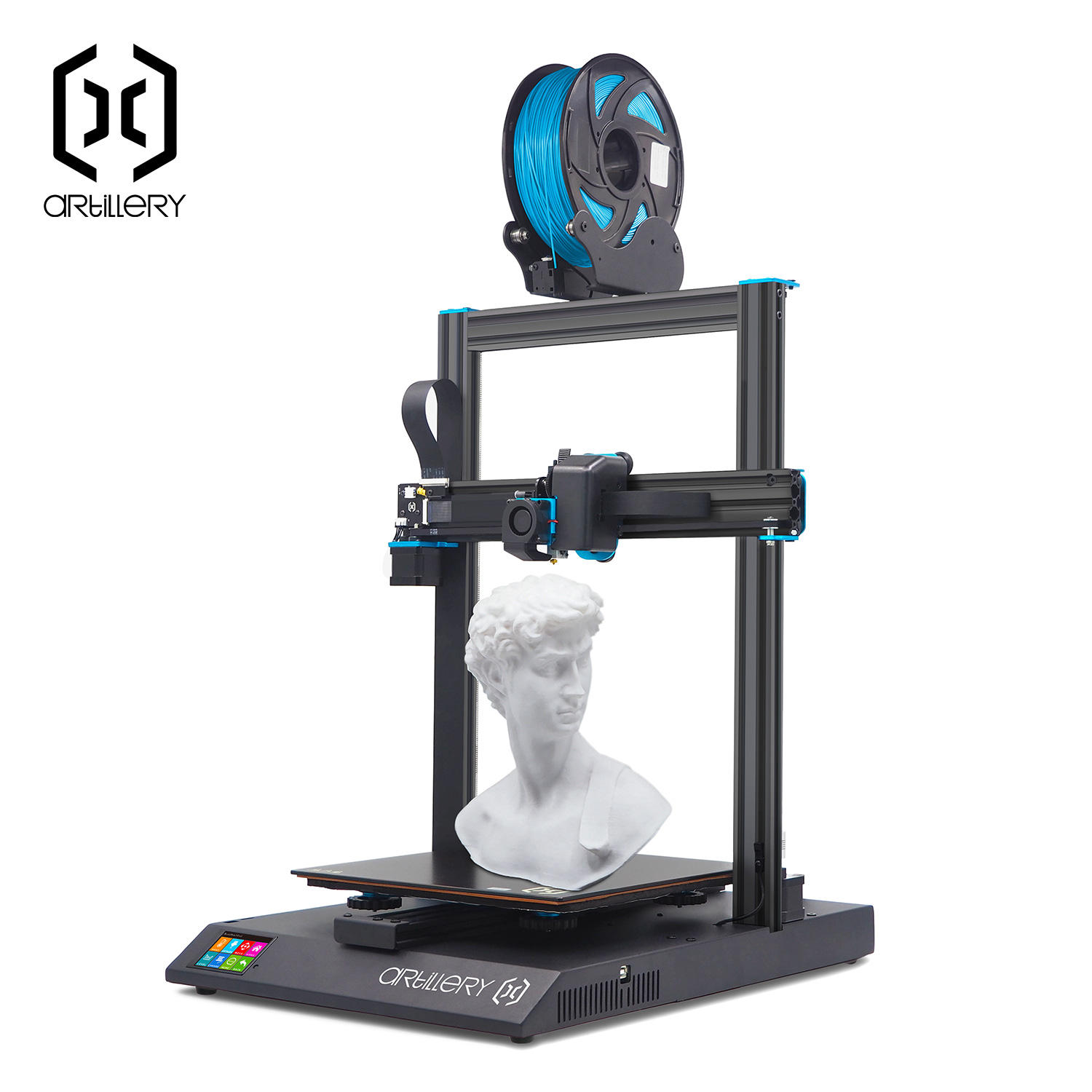 Artillery Sidewinder X1 3D Printer Direct Drive Extruder Large Build Size 300*300*400MM 3d printers machines