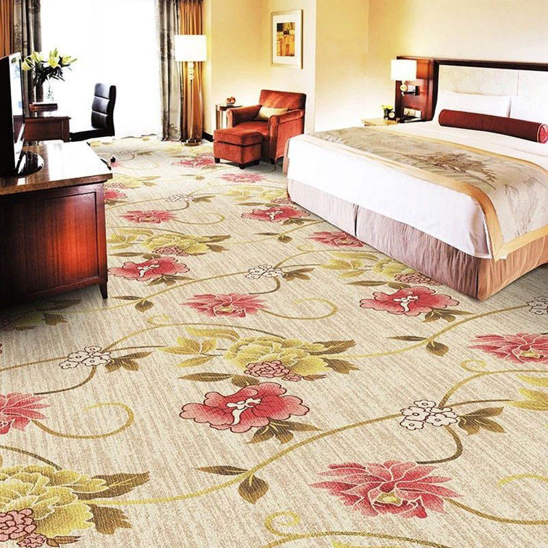 High Quality Axminster Carpet Luxurious Axminster Carpet For Public Spaces Corridors and Ballrooms All Floors