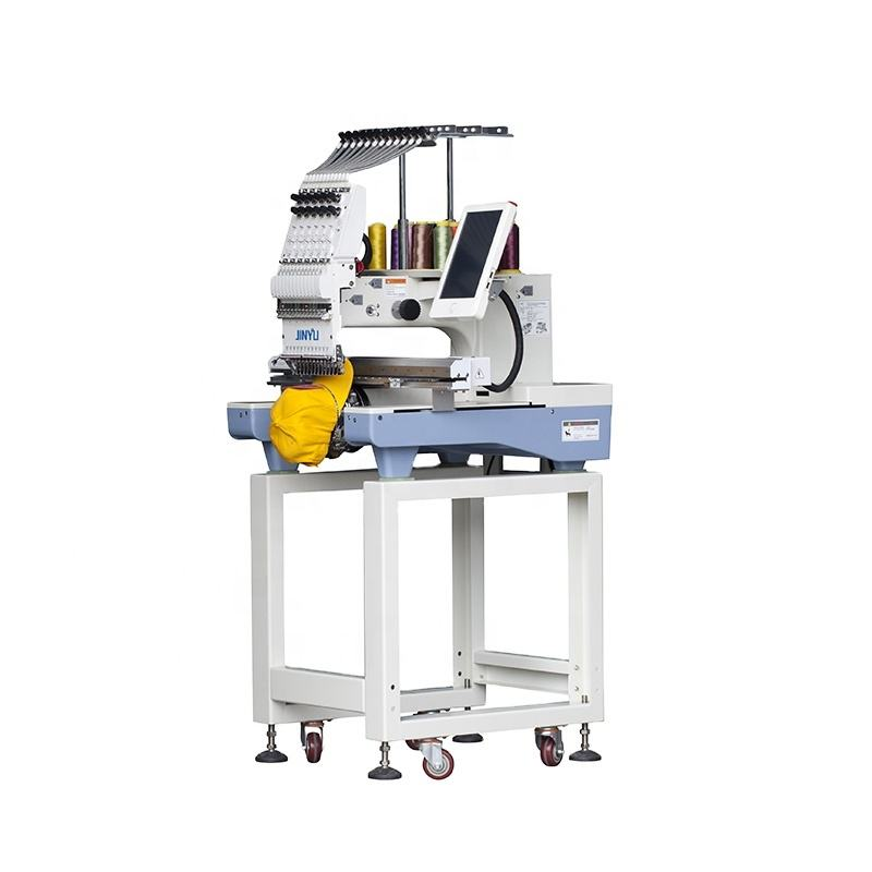 Hot Sale High Speed Single Head Computer Embroidery Machine China