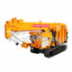 3T Mini Spider Crane, Crawler Crane, Foldable Crane with Total Body Width 800mm with Free Shipping