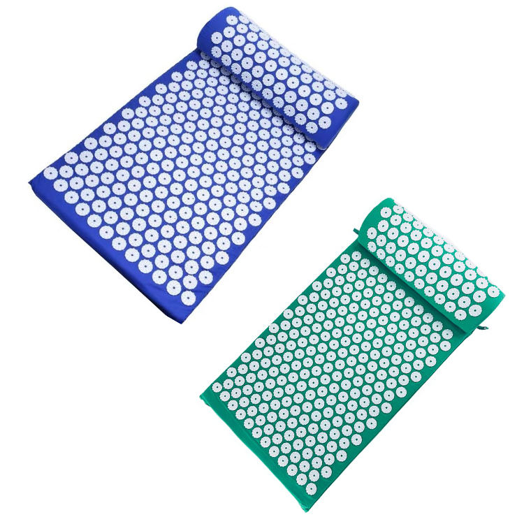 Stress Relief Yoga Acupressure Wholesale Top Swelling Spikes Acupuncture Mat