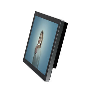 Touch Screen Hd True Flat 1024*768 Industrial Monitor
