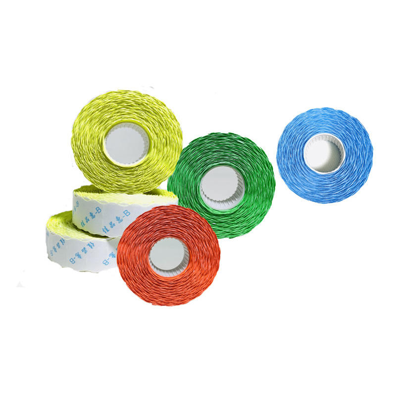 Best Selling Multi-Function Color Clothing Coding Paper Label Sticker For Clothing Accessories Industry