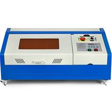 China New Laser Engraving and Marking Machine With a Precision 40W Water Cooled CO2 Laser With Low Price
