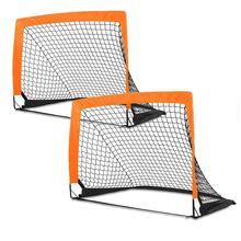 Wholesale  Portable Soccer Goals,Easy Fold-Up, Set of 2 Soccer Goal Nets