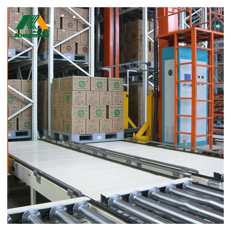 Automatic technology racks storage shelves automatic storage retrieval system