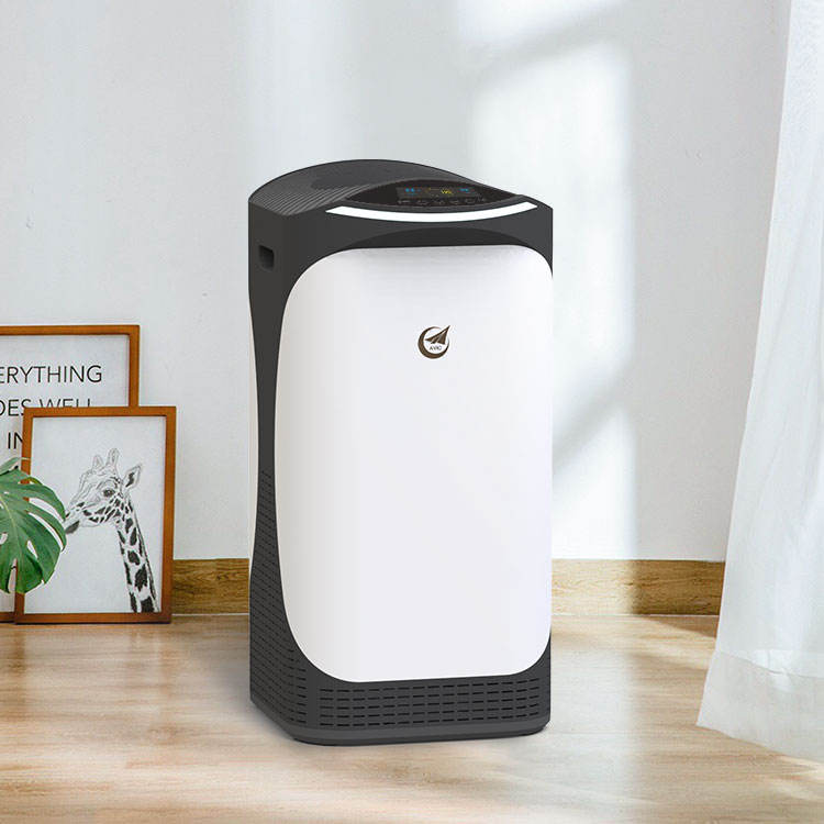 AVICHE Wholesale Bamboo Charcoal Medical HEPA UVC Air Purifier