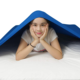 Weighted Blanket Alternative Sensory Compression Sheet Sensory Bed Sheet for Kids Twin