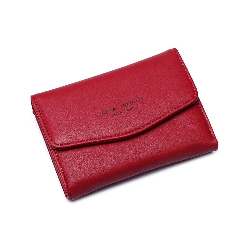MIYIN fashion Korean pu leather Wallet for Women Cute Coin Purse for Girls Small Card Holders wallet women