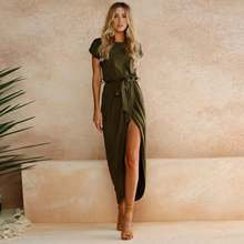 Fashion Clothes Casual Wear Women Dress Summer Lady Casual Women Dresses