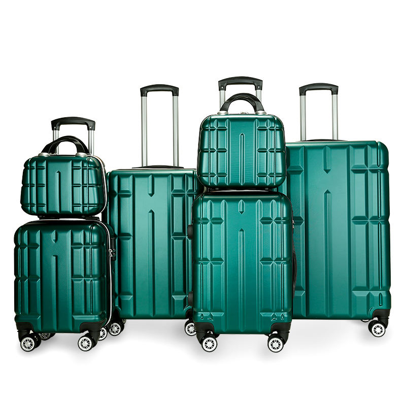 Online hot sell Classic Suitcase Luggage Trolley Bags Luggage+Sets Travel luggage sets