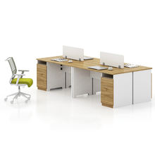 Humanization staff office workstations modular workstation table