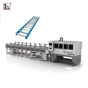 2000w cnc laser cutting machine price for conveyor rollers tube pipe