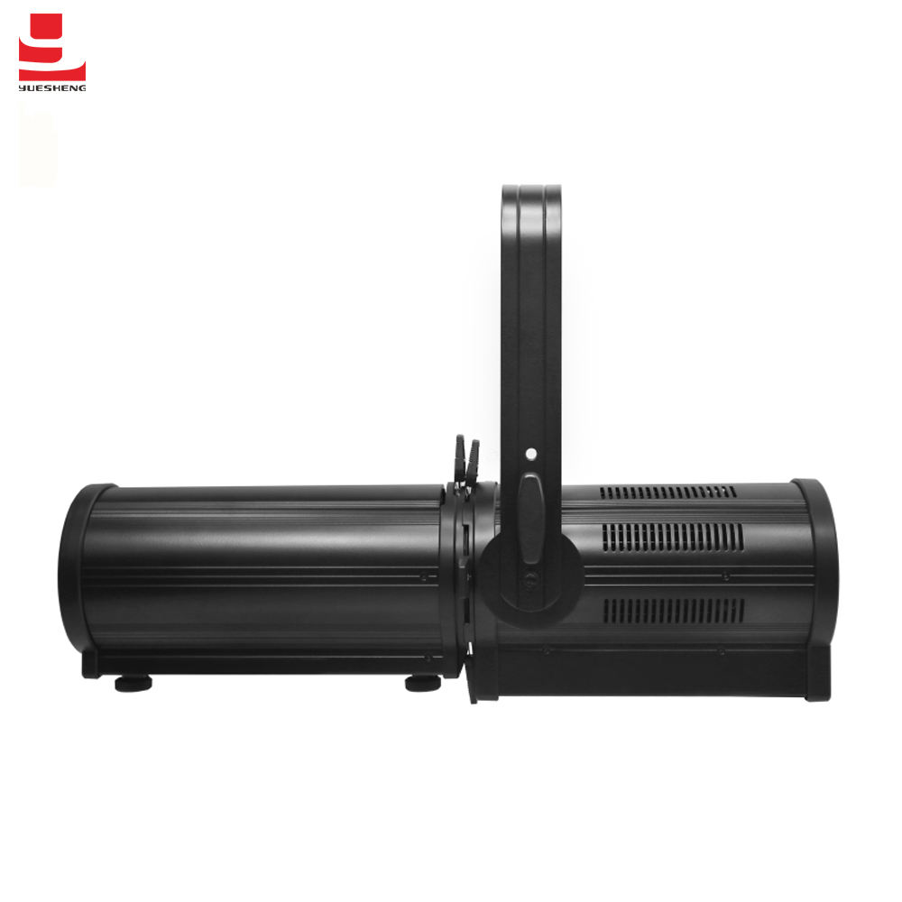 LED YS-150PRL 100W 3200K Profile Spot design for professional on stages