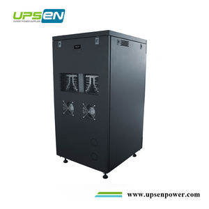 80kVA 380VAC 50Hz 3 Phase Double Conversion Online UPS Supply with RS232 Port and GPRS Module