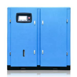 50HP 37Kw 12 bar compresseur d'air fabricant haute pression compresseur à vis