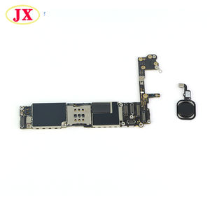 Hot Sale for iPhone 8 motherboard with fingerprint 64GB 256GB ,for iPhone 8 logic boards Original unlocked mainboard with Chips