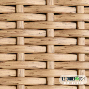 Hot Sale Poly Weaving Wicker Garden Furniture Plastic Rattan Material