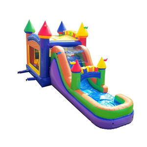 Commercial grade bounce รอบพองน้ำสไลด์,commercial inflatable bounce house,inflatable bounce และสไลด์