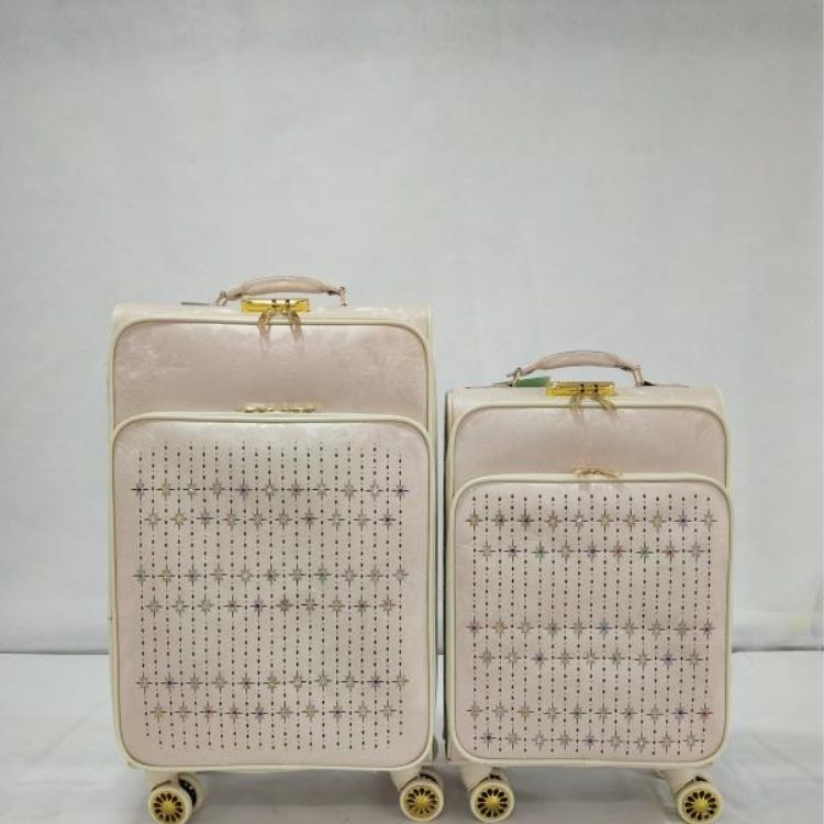 2020 Fashion spinner coloré <span class=keywords><strong>bagages</strong></span> ensemble filles valise trolley sacs pour voyage bagage à main