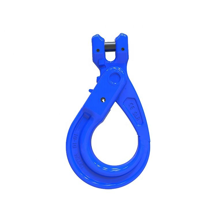 High quality G100 clevis selflock safety hook for lifting