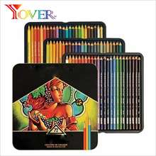 72pcs Tin Box Packed Premium High Quality Prismacolor Color Pencil