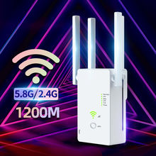 Wi-fi portable mini tp link 4g wifi wireless routers boosters router wifi repeater 1200mbps Extender Booster