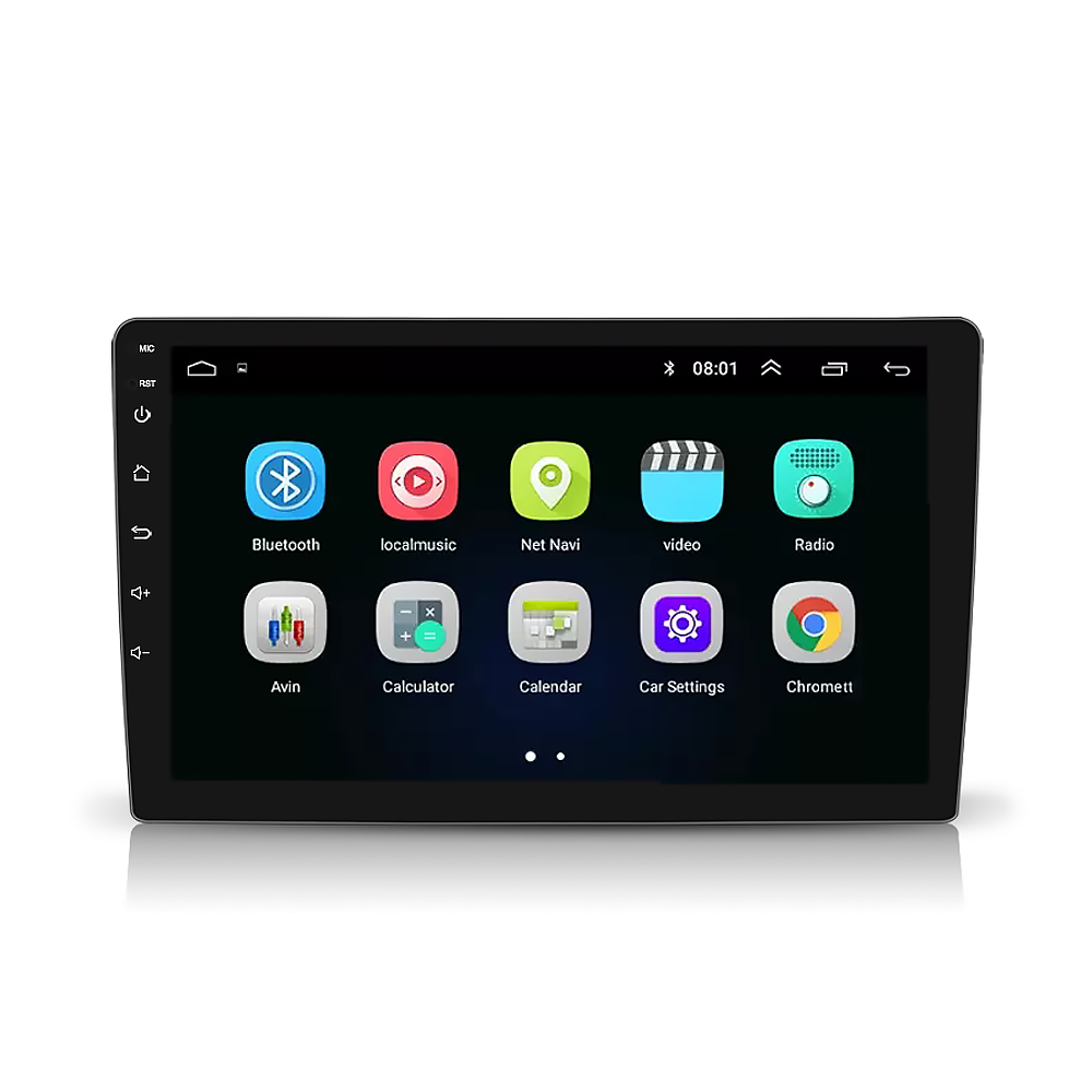 Universal 10 inch car android players 10inch touch screen radio multimedia music system fm stereo dvd player gps navigation box