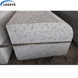 Cheap Price Natural dark gray granite Provided Size Grey Granite Block Paver
