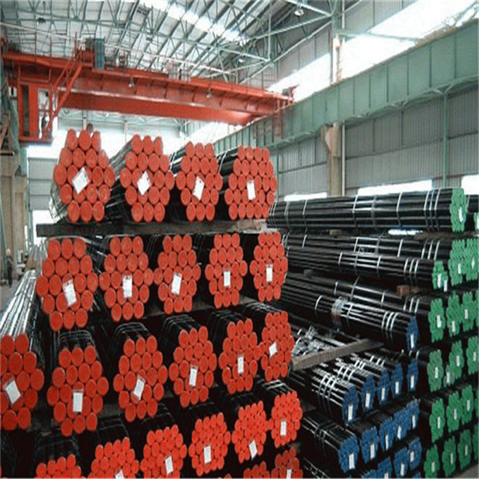 API 5L PSL2 5CT grade X42 X46 X52 X56 X65 X70 seamless/welded carbon steel pipe For Oil And Gas