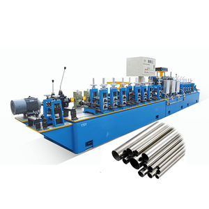 Automatic SS Coil Stainless Steel Pipe Production Line/Tube Making Machine/Tube Mill