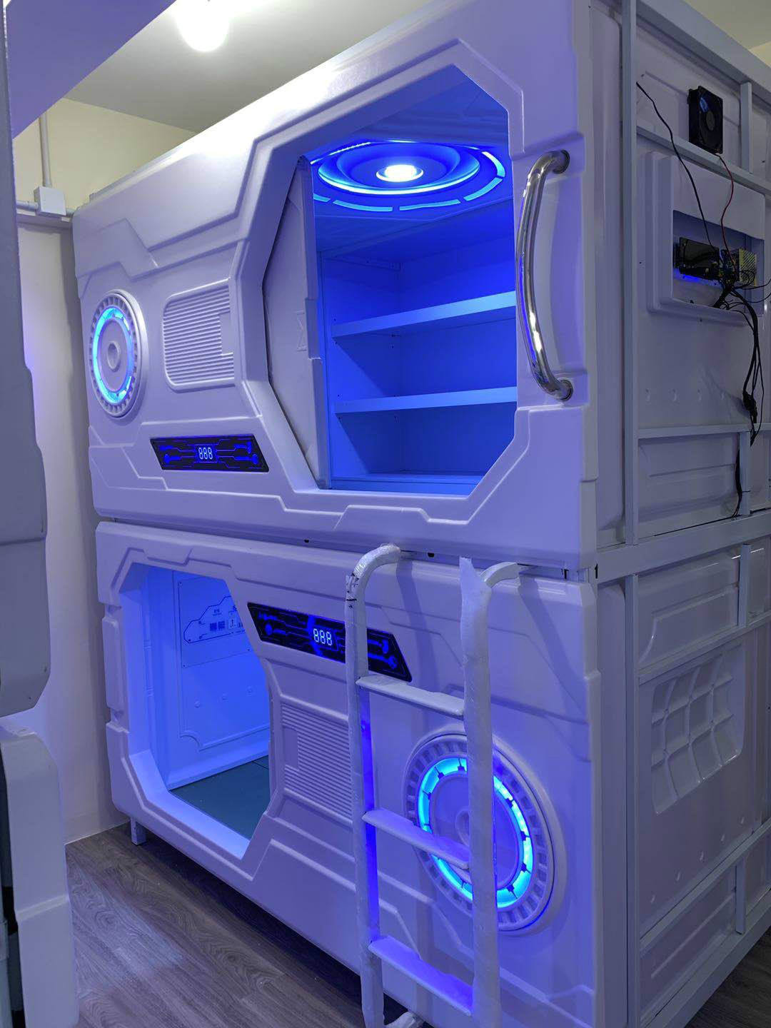 Cheap Factory Price inside airport homemade capsule hotel good