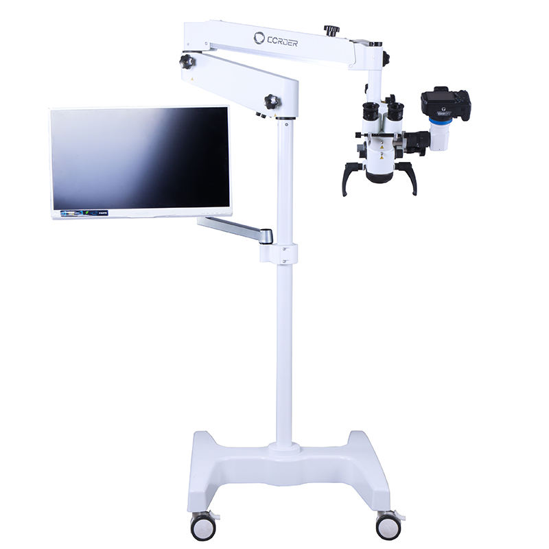 ENT operating portable surgical microscope for sale manufacturers 510 5A