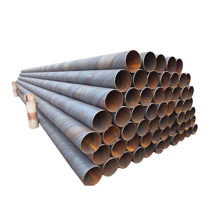 API 5L x42 x46 x52 x56 ssaw steel pipeline, agricultural irrigation large diameter mild spiral welded carbon steel pipe
