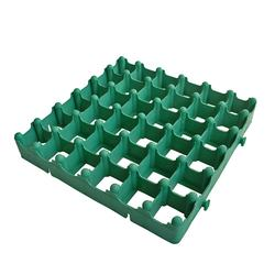 HDPE new design interlocking plastic car parking lawn grass grid Turf Paver