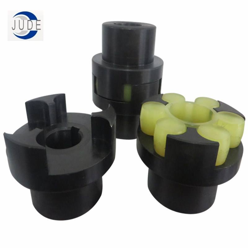 ML Rotex Spider Rubber Shaft Coupling