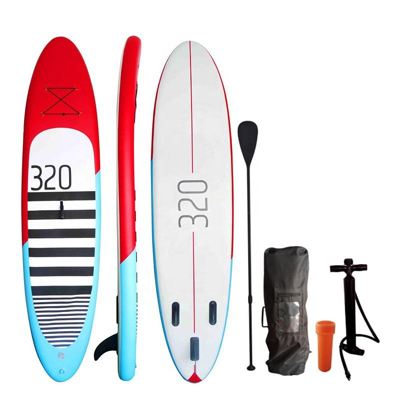 Wholesale inflatable sup surfboard paddle board