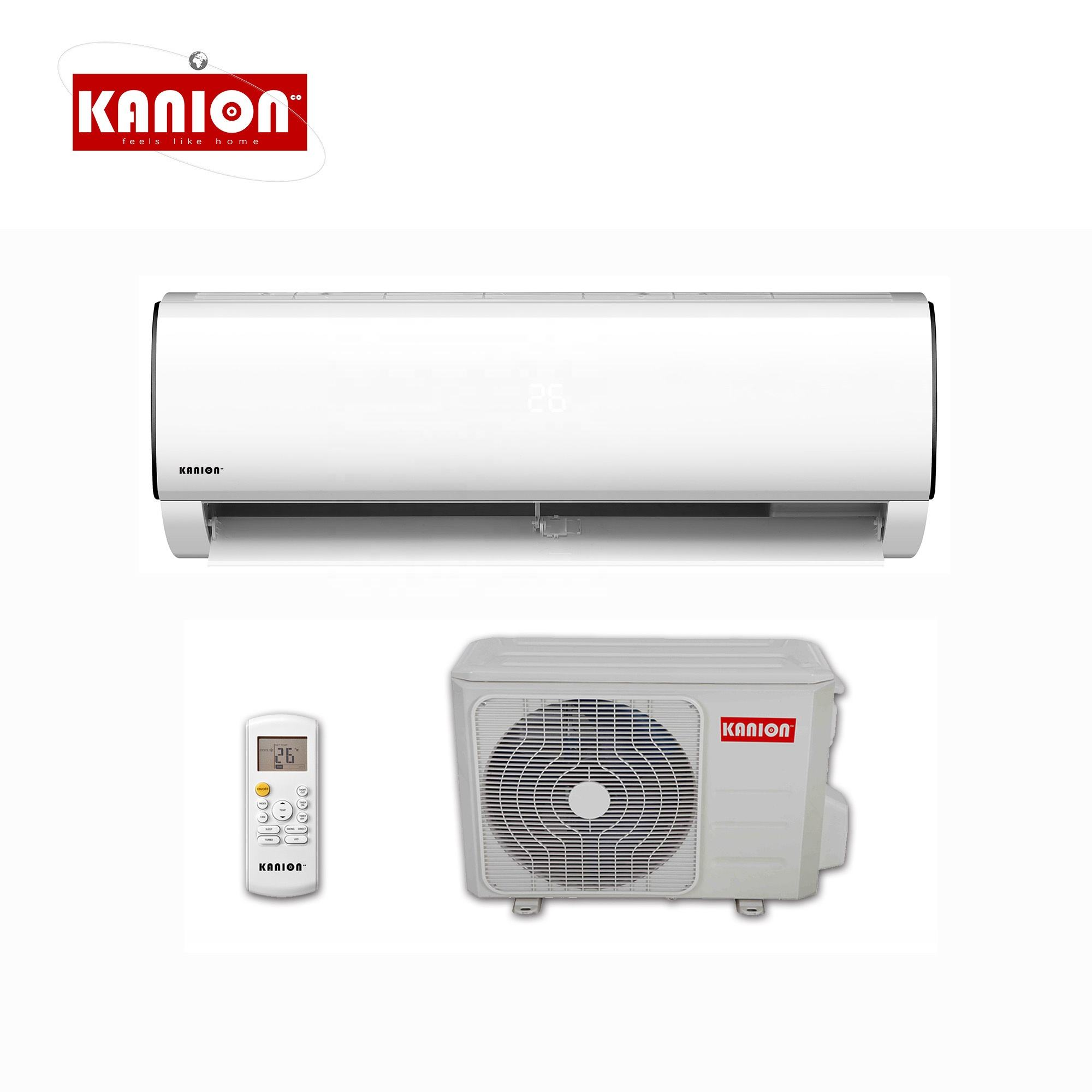 R410a green gas heat pump 220-240v/1Ph/50Hz Famous Japanese compressor Mini split air conditioner