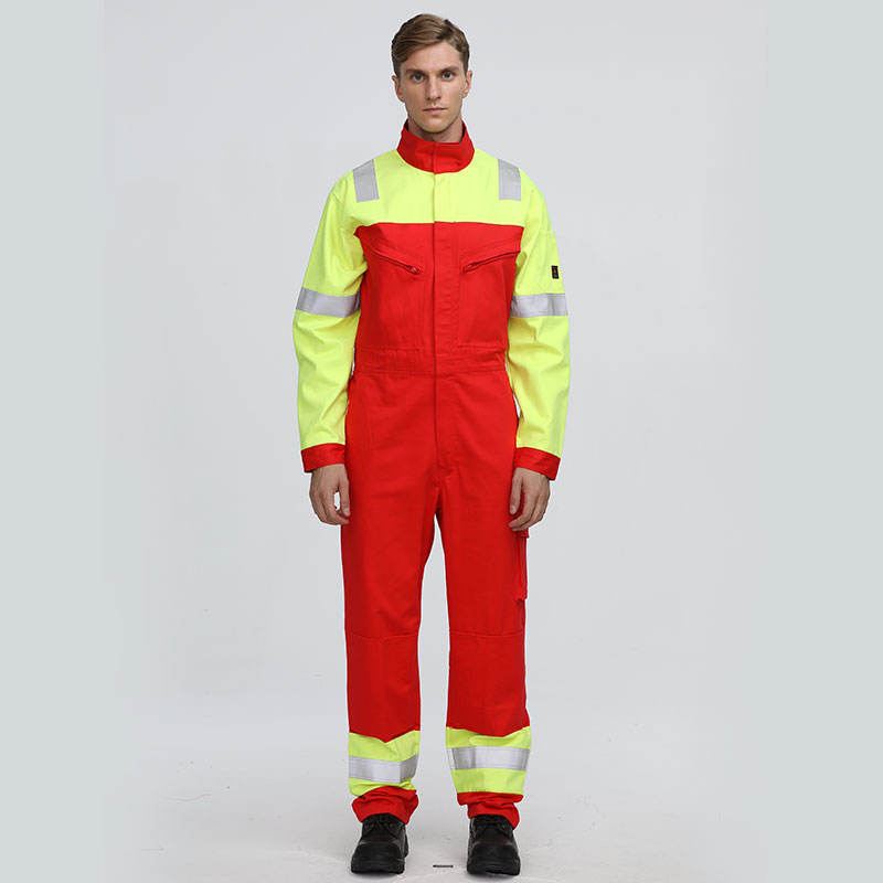 Wholesale Fire Retardant Safety Offshore Clothing