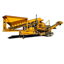 Good price small stone rock crusher plant
