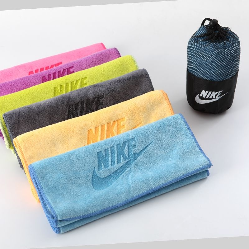 Puma adidas nike under armour brand logo gym towels