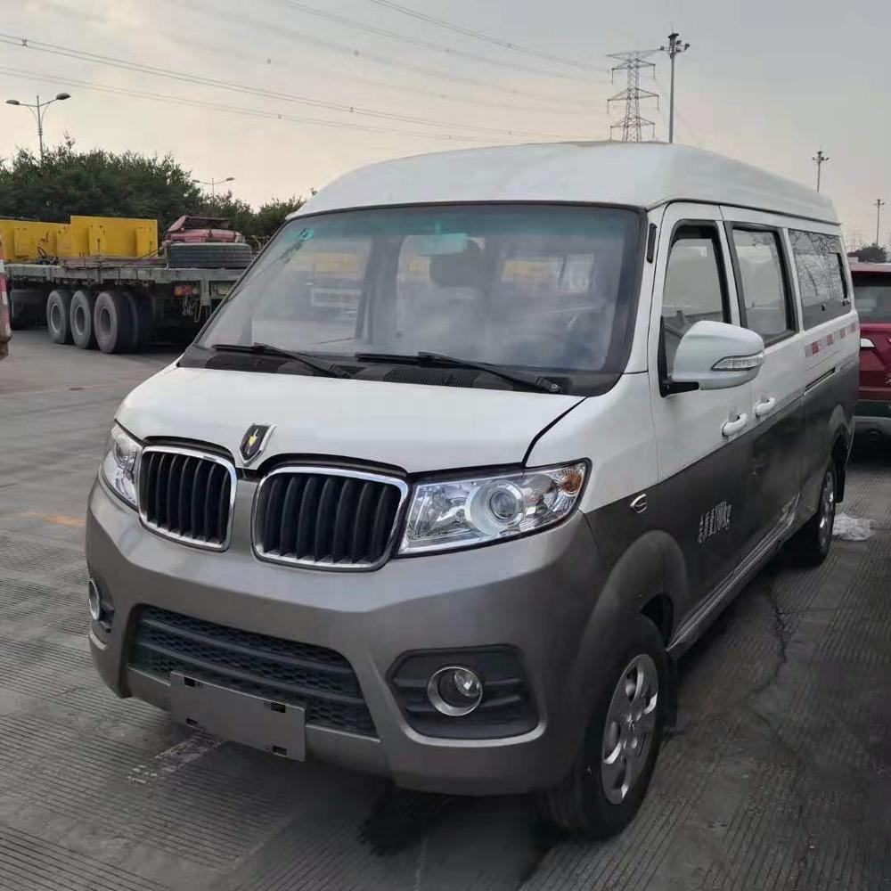 New Jinbei Haice mini Van 7-11seats Gasoline Engine 5000 usd